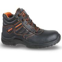 huge discount 79652 14721 Chaussures Magnifique Beta Tools chaussures de sécurité 7201BKK cuir pointure  41 072010441