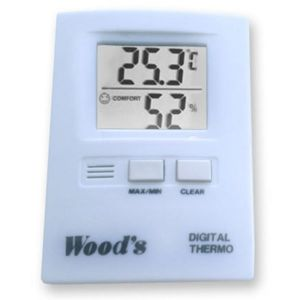 Woods thermo hygrom tre pcv8005 pas cher achat vente station m t o rueducommerce - Station meteo carrefour ...