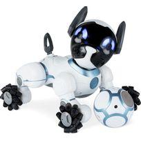 WOWWEE - Robot connecté chien 0805CHIP - Blanc