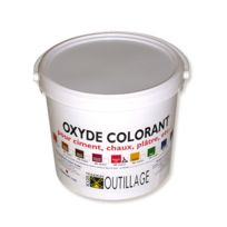 MONDELIN - COLORANT SYNTHETIQUE/POT 3 KG-Vert