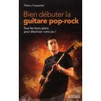 Ixelles - bien débuter la guitare pop-rock