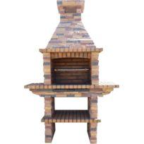 Barbecues charbon de bois achat barbecues charbon de for Barbecue en brique refractaire neuf