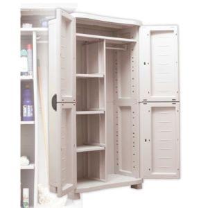 plastiken armoire de rangement en r sine pas cher. Black Bedroom Furniture Sets. Home Design Ideas