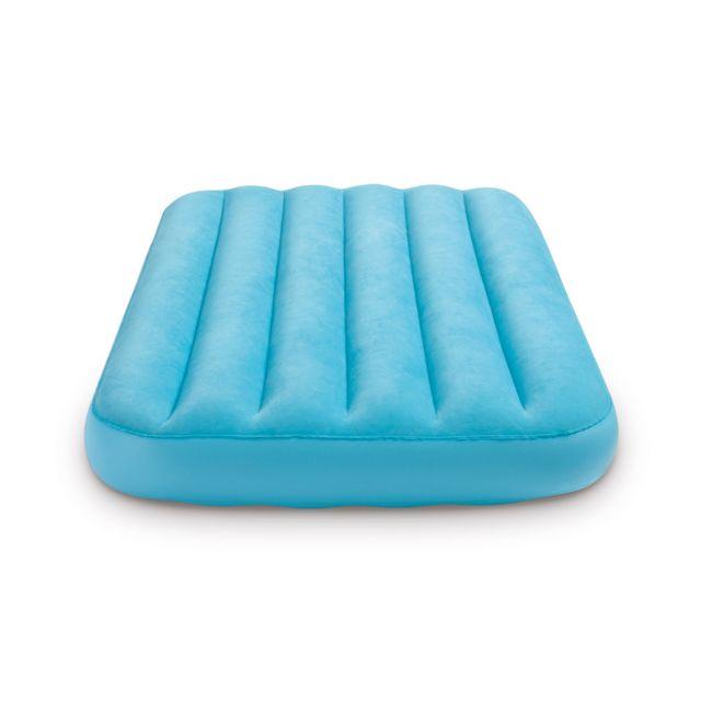 Matelas Gonflable Enfant Bleu 1 Place