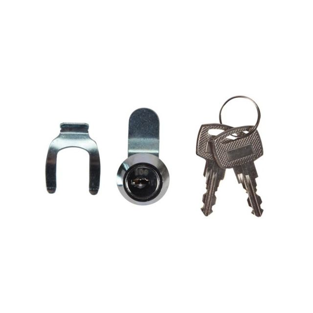 perel cadenas pour bo te aux lettres avec cl s vendu par rueducommerce 22967488. Black Bedroom Furniture Sets. Home Design Ideas