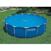Intex - Bâche à bulles pour piscine Ø 3,05 m