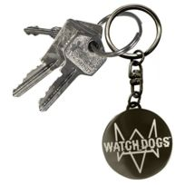Abysscorp - Watch Dogs Porte-clés Logo