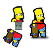 Integral - Clé Usb 8 Go Bart