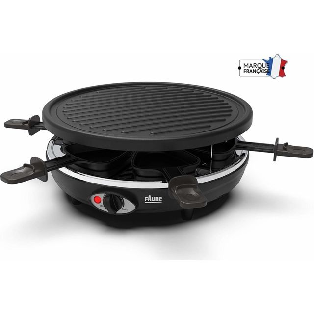 FAURE Raclette & Grill - FRG-1211
