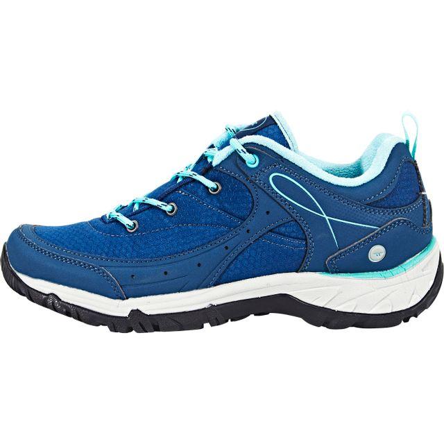 Hitec - Hi-Tec Equilibrio Bijou Low I - Chaussures Femme - gris/turquoise