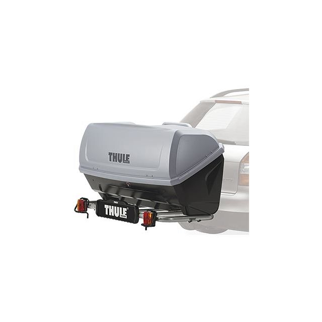 Thule - EasyBase 949 + coffre BackUp 900