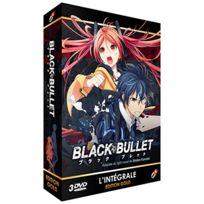 Black box - Black Bullet - IntÉGRALE - Edition Gold 3 Dvd + Livret Coffret De 3 Dvd - Edition simple