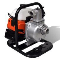 Vidaxl - Pompe à eau thermique 2 temps 1,45 kW 0,95 l