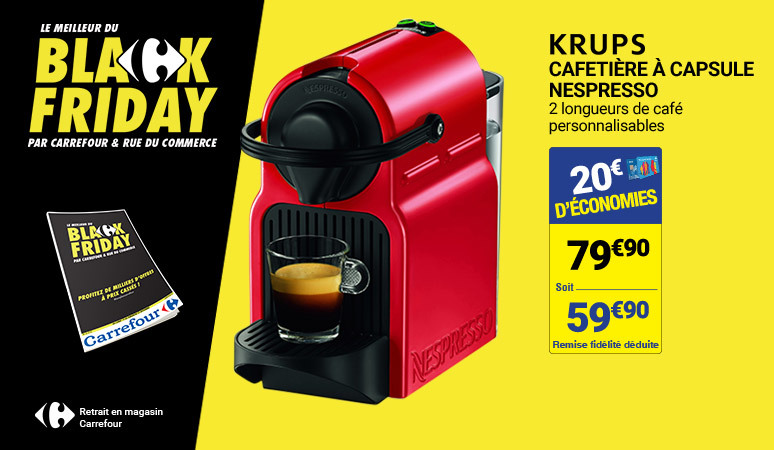 Black Friday - Krups