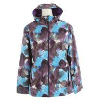 Sessions - Veste Ski Snow jacket Jane Watercolor Jacket Wap/Pu