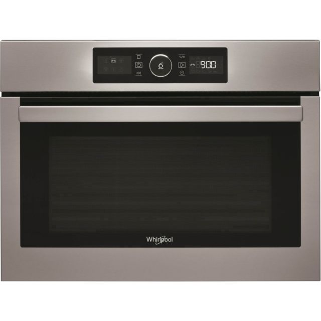 Whirlpool Micro-ondes Encastrable Multifonction Integrable Amw 9605 Ix