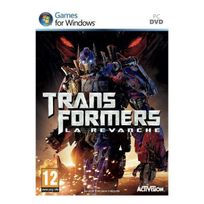 Just For Games - Transformers 2 : La revanche PC
