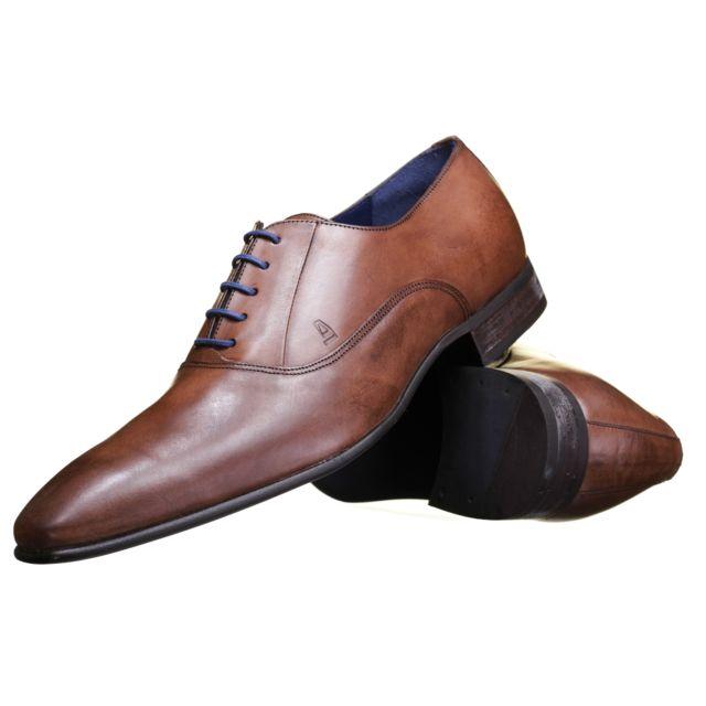 magasin en ligne 5dc37 c2335 Azzaro - Chaussure Mars Marron - pas cher Achat / Vente ...