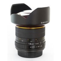 Samyang - 14 mm f/2.8 Ed As Umc Pentax Garanti 2 Ans