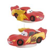 Dekora - Bougie Flash Mcqueen décorative, Cars