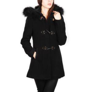 Manteaux a capuche femme pas cher