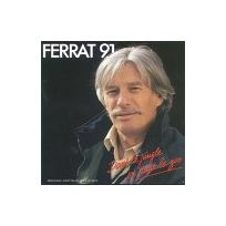 Compact Disc - Ferrat 91 - Dans La Jungle Ou Dans Le Zoo
