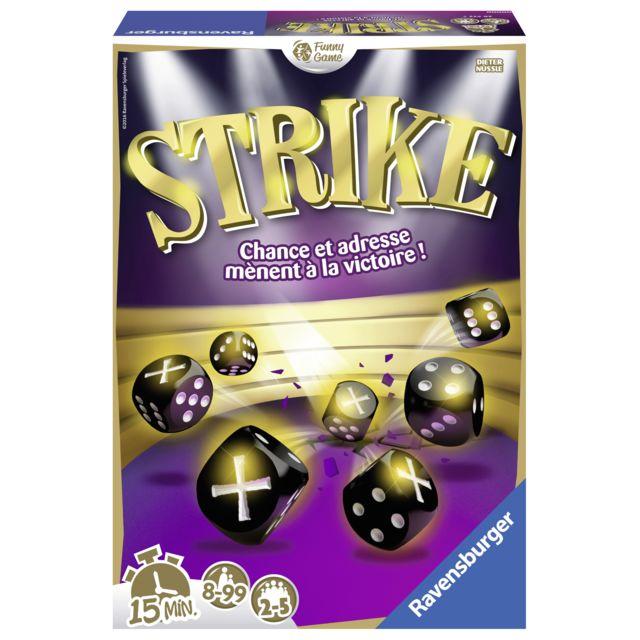 RAVENSBURGER - Strike -26572