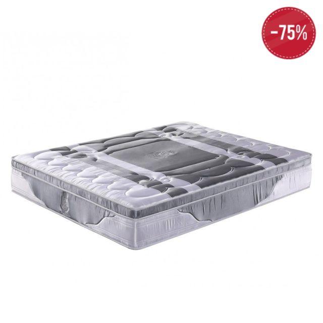 Sofareva Matelas Silver metal - Taille - 140x190 cm