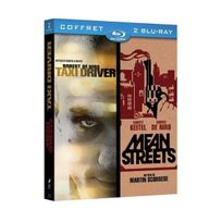 Sony - Taxi Driver + Mean Streets Coffret 2 Blu-Ray