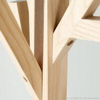 porte manteau arbre bois achat porte manteau arbre bois pas cher rue du commerce. Black Bedroom Furniture Sets. Home Design Ideas