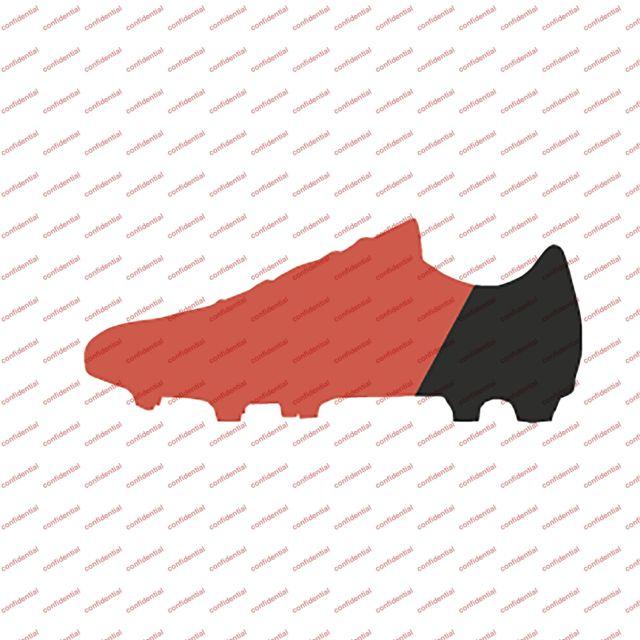 Adidas - Chaussures Nemeziz Tango 17.3 Indoor orange fluo/noir/rouge solaire