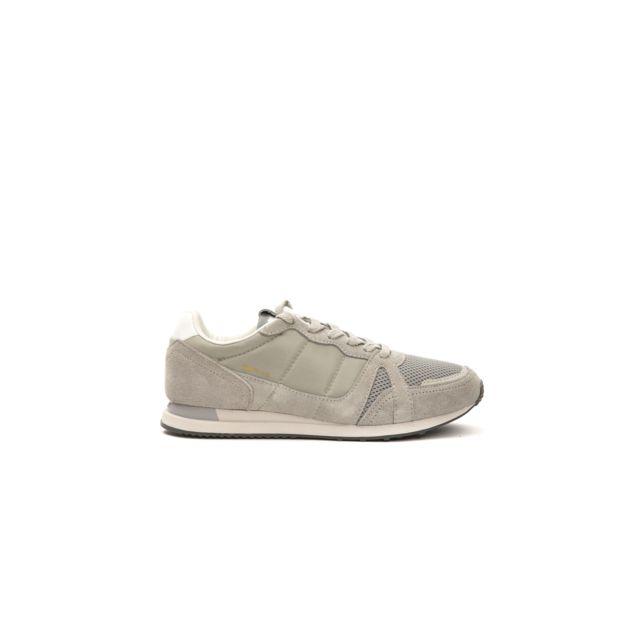 Gas Sneakers homme Gam813035 Gris pas cher Achat Vente