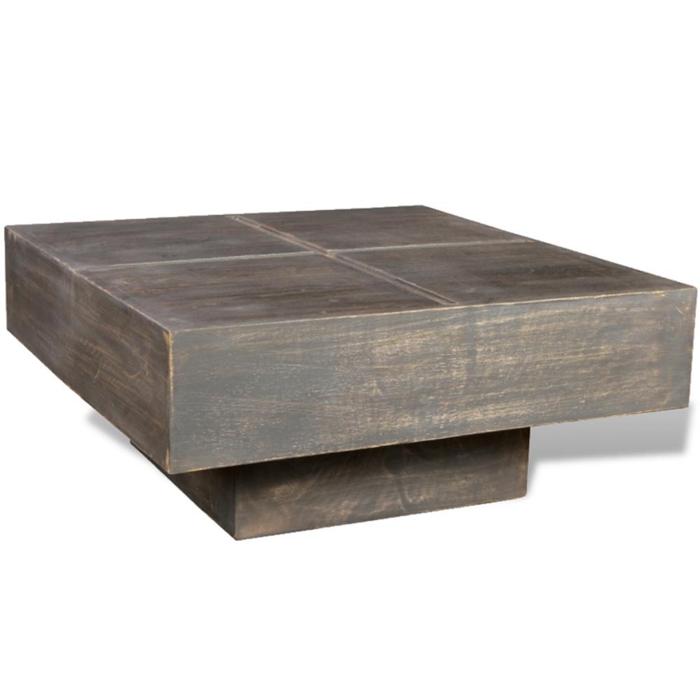 table basse manguier - Achat table basse manguier pas cher - Rue du ... 415ad491849d