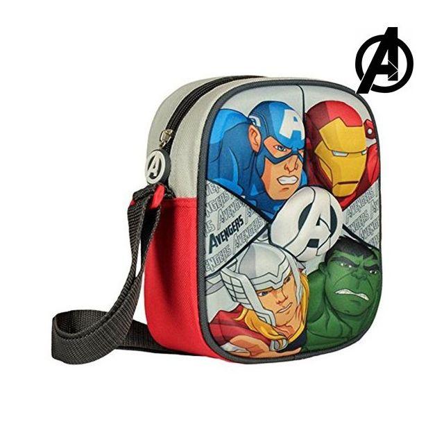 Marque Generique - Sacoche pour enfant The Avengers - Sac à main pour  garcon sac bandoulière 87293e0fd05
