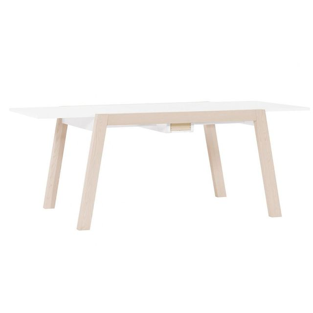 Miliboo Table A Manger Design Extensible Avec Rangements Easy