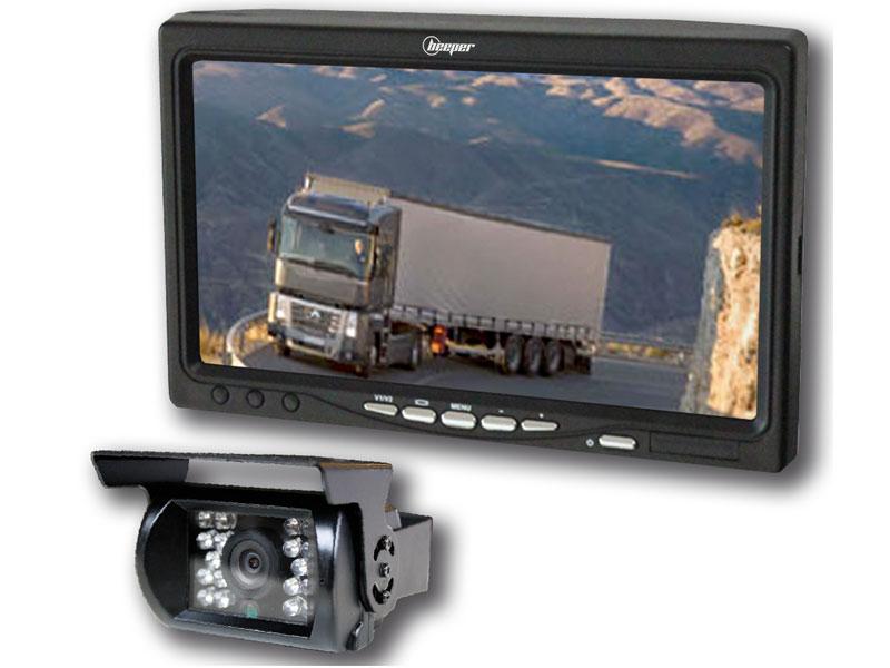 RWEC99X Camera de recul Camping Car