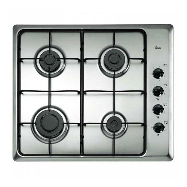 Totalcadeau Plaque à gaz noir en acier inoxydable 7500W 60 cm - Plaque de cuisson cuisine