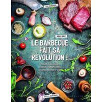 Marque Generique - le barbecue fait sa révolution ! grillades du monde, recettes végétariennes, desserts, sauces et dips