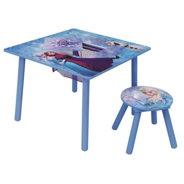 Table Activite Jouet D Activite Disney Reine Des Neiges Table