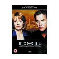 Momentum - Csi: Crime Scene Investigation Complete - Season 1 Import anglais
