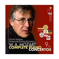Mdg - Complete Piano Concertos