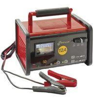 Provence Outillage - Chargeur de batterie 6 à 12v 12a