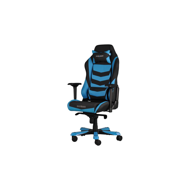 Dx Racer - Siege Iron Is166 Bleu