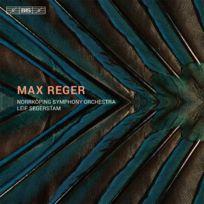 Bis - Max Reger - Oeuvres orchestrales : Variations sur un thème de Mozart opus 132 Boitier cristal