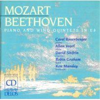Delos - Quintette Pour Piano Et Vents - Cd