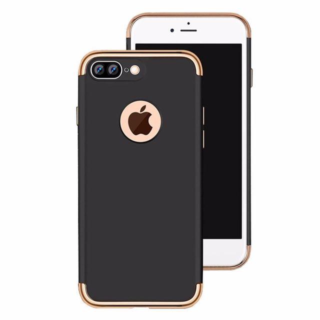 coque rigide noir iphone 7