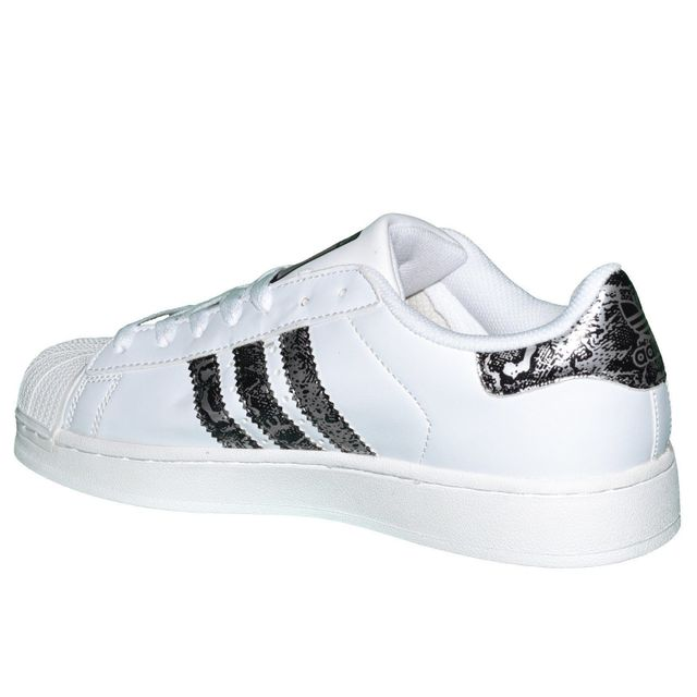 Adidas originals Baskets Superstar Foundation J Graffiti
