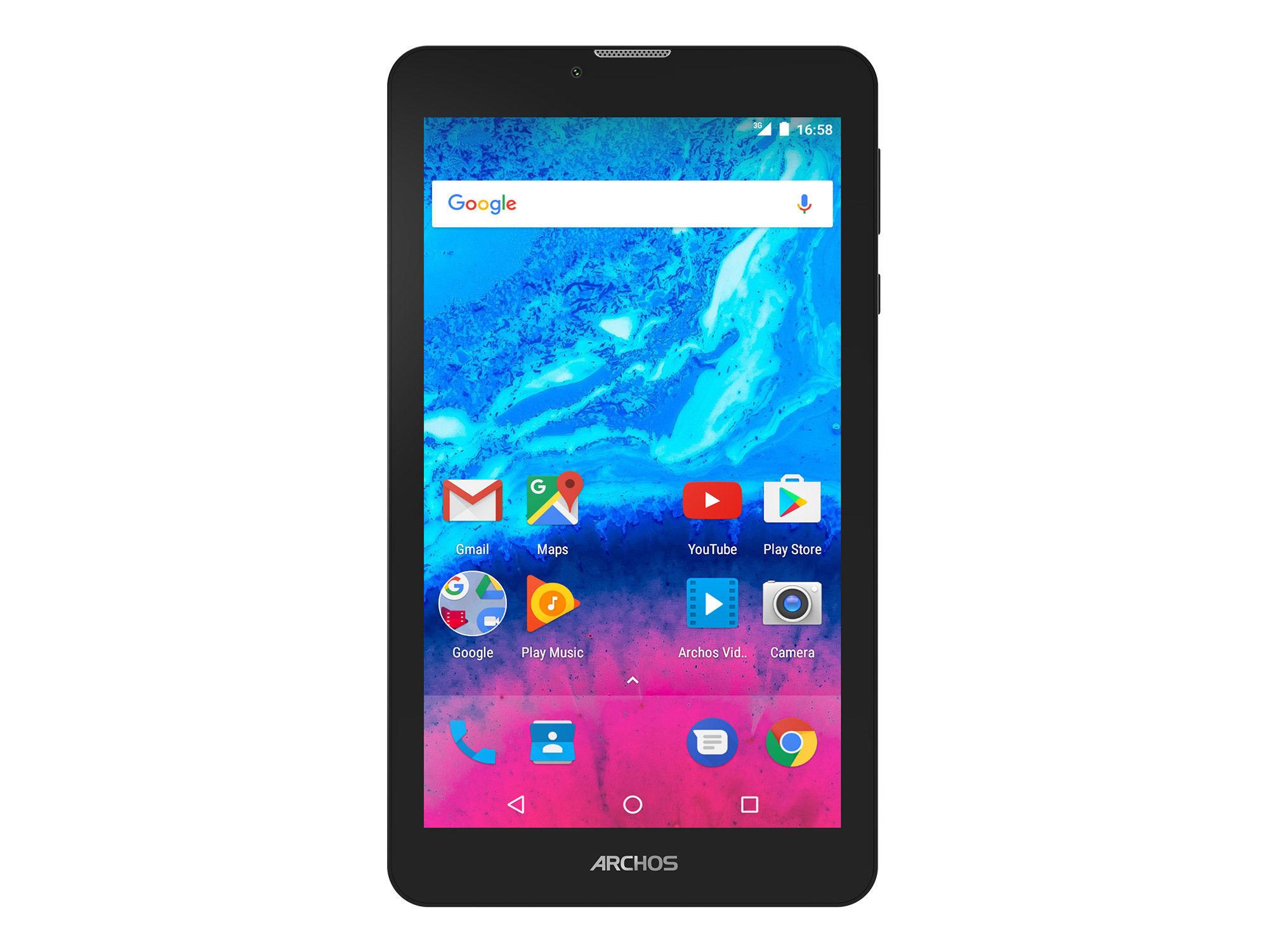 Core 70 - 7'' - 8G - 3G - Noir