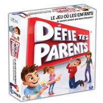 SPINMASTER - DEFIE TES PARENTS Edition 2017 - 6041053