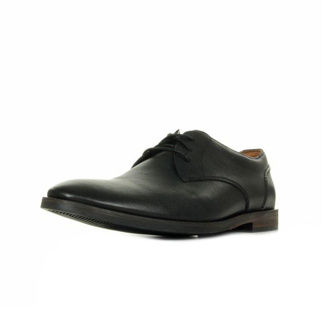 da78f6c4b21c03 Clarks - Glide Lace Black - pas cher Achat / Vente Chaussures de ...